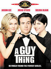 A Guy Thing - DVD - 2003 - Jason Lee - $2.95 Total Combined Shipping