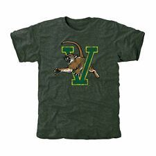 Vermont Catamounts Classic Primary Tri-Blend T-Shirt - Green - College