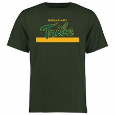 William & Mary Tribe Team Strong T-Shirt - Green - College