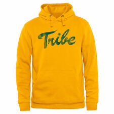 William & Mary Tribe Classic Wordmark Pullover Hoodie - Gold - College