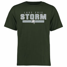 Lake Erie College Storm Team Strong T-Shirt - Green