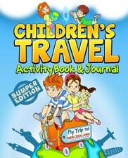 Children's Travel Activity Book & Journal  : My Trip to New Zealand by...