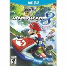 Nintendo Wii U Mario Kart 8 Complete Tested and Works Great