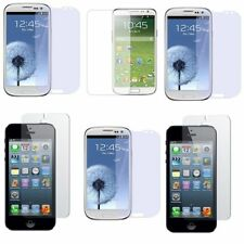 Mobile Phone Accessories Display Screen Protector Foil for many Smartphone Model