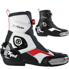 Spidi X-Two Mens Street Riding Racing Motorcycle Boots