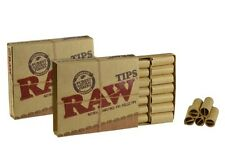 Raw Pre-Rolled Tips Rolling Paper Filter Tips ***multiple variations***