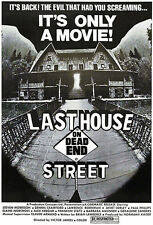 Last House On Dead End Street - 1977 - Movie Poster