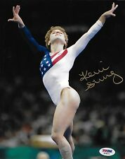 Kerri Strug Signed 8x10 Photo PSA/DNA COA 1996 Olympic Gymnast Picture Autograph