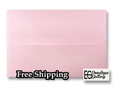 Pastel Baby Pink + More Envelopes for Invitation Shower Photos Cards A1 A2 A6 A7