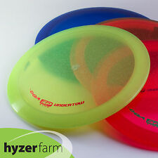 DGA SPARKLE UNDERTOW *choose your weight and color* Hyzer Farm  disc golf driver