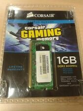 Corsair CGM2X1GS800 1GB DDR2 800MHZ Laptop Gaming Memory