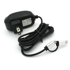 2 AMP RAPID HOME WALL TRAVEL CHARGER AC ADAPTER 6FT CABLE for T-MOBILE PHONES