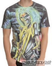 Iron Maiden Killers All over Sublimation Shirt Licensed Merchandise tshirt
