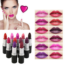 1PC Cosmetic Makeup Long Lasting Bright Lipstick Lip Stick Beautiful Colors F5