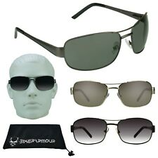 Mens Aviator Sunglasses Oversized Large Wide Big and Tall Shades Huge Over Size