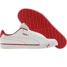 Puma Game Point (white / team regal red) 349277-01