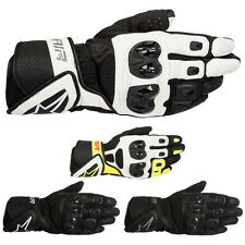 Alpinestars Racing SP Air Mens Leather Street Touring Motorcycle Track Gloves