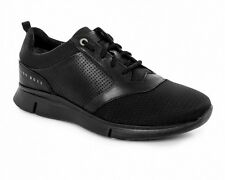 HUGO BOSS Green GYM ARENA 50311632 001 Black Trainers