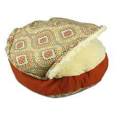 Snoozer Magic Carpet Cozy Cave Pet Bed