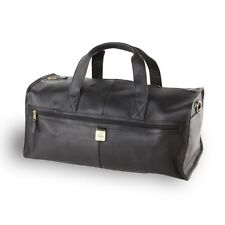 """Clava Leather 12.5"""" Leather Travel Duffel"""
