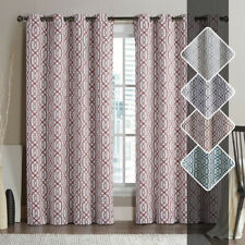 Alexander Thermal-Insulated Woven Blackout Grommet Panels (Pair)