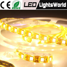 Waterproof Ultra Bright 16.4 ft 5 Meters DC 12V 5050 SMD 300 Leds Strips Lights