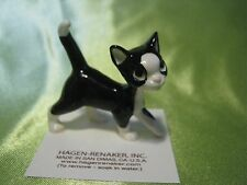 Hagen Renaker Papa Cat Figurine Miniature 0454 Porcelain Ceramic NEW