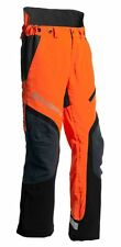 Husqvarna Technical chainsaw trousers, Type A ideal for tree surgeons/ arborists