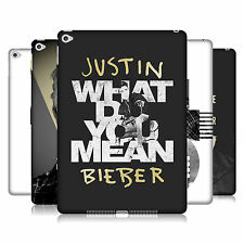 OFFICIAL JUSTIN BIEBER PURPOSE B&W HARD BACK CASE FOR APPLE iPAD