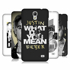 OFFICIAL JUSTIN BIEBER PURPOSE B&W HARD BACK CASE FOR SAMSUNG PHONES 4