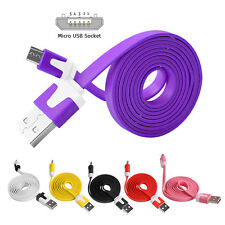 Micro USB A to USB 2.0 B Male Retractable Data Sync Charging Charger Cable Wire