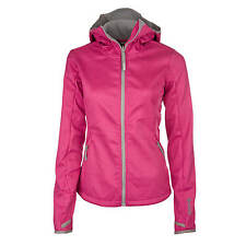 Bench Competence D Women's Jacket pink - Softshell Jacket with Fleece Lining