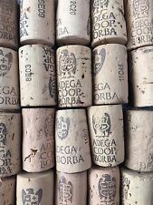 Natural Same Size Used Wine Corks - Ideal for Craft. Fast Dispatch from UK