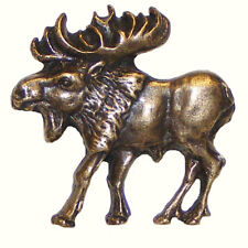 Buck Snort Lodge Moose Novelty Knob