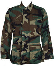 GI Woodland BDU Shirt Nyco/Twill Genuine Issue