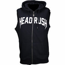 Headrush Fear None X 13 Cut Off Hoodie