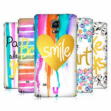 HEAD CASE DESIGNS GOLDEN EXPRESSIONS BATTERY COVER FOR SAMSUNG PHONES 1