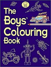 The Boys' Colouring Book (Boys Book)