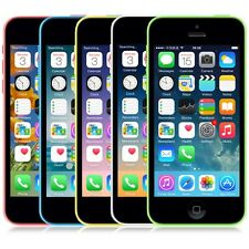 "Original Apple iPhone 5C 16GB ""Factory Unlocked"" 4G LTE iOS Smartphone 5xColor"