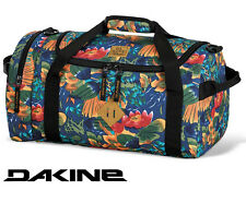DAKINE EQ BAG DUFFLE HIGGINS 23L 31L travel gear gym swim luggage holdall flower