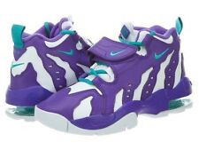 616502-501 Nike Air DT Max 96 Retro (GS) Deion Sanders Purple/Green-Wht 4-7 NIB