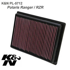 Polaris Ranger 900 XP RZR 570 K&N Performance Air Filter PL-5712