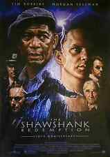 The Shawshank Redemption 10th Anniversary Film Posters  - A3 & A4