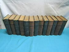 Charles Dickens 13 Volumes Carleton's New Illustrated Edition 1885