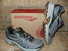 New Saucony Grid Marauder Runnng Shoe/Choose Silver-Black-Red//Gray-Black-Orange