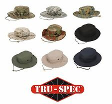Tactical Boonie Hat Camouflage Gen 2 Adjustable One Size Fits All Tru-Spec