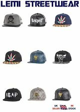 NEW SNAPBACK ADJUSTABLE BASEBALL CAPS HAT  DESIGN FUNKY SNAPBACKS SNAPBACKS