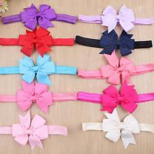 Hair Accessories Toddler Baby Girls Infant Newborn Bow Headband Hair Bow Band
