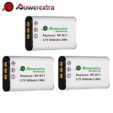 Li-Ion NP-BY1 Replacement Battery Pack For Sony Handycam Action Camera HDR-AZ1