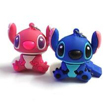 Stitch Model USB 2.0 Memory Stick Flash Pen Drive U Disk 4GB 8GB 16GB 32GB SM